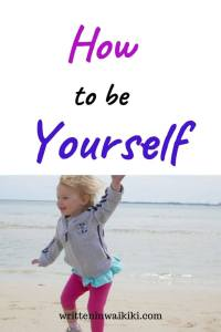 How to be yourself pinterest girl jumping at the beach