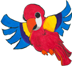 Parrots class logo