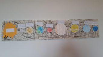 Josh's solar system