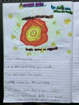 ELISSA Acrostic Poem