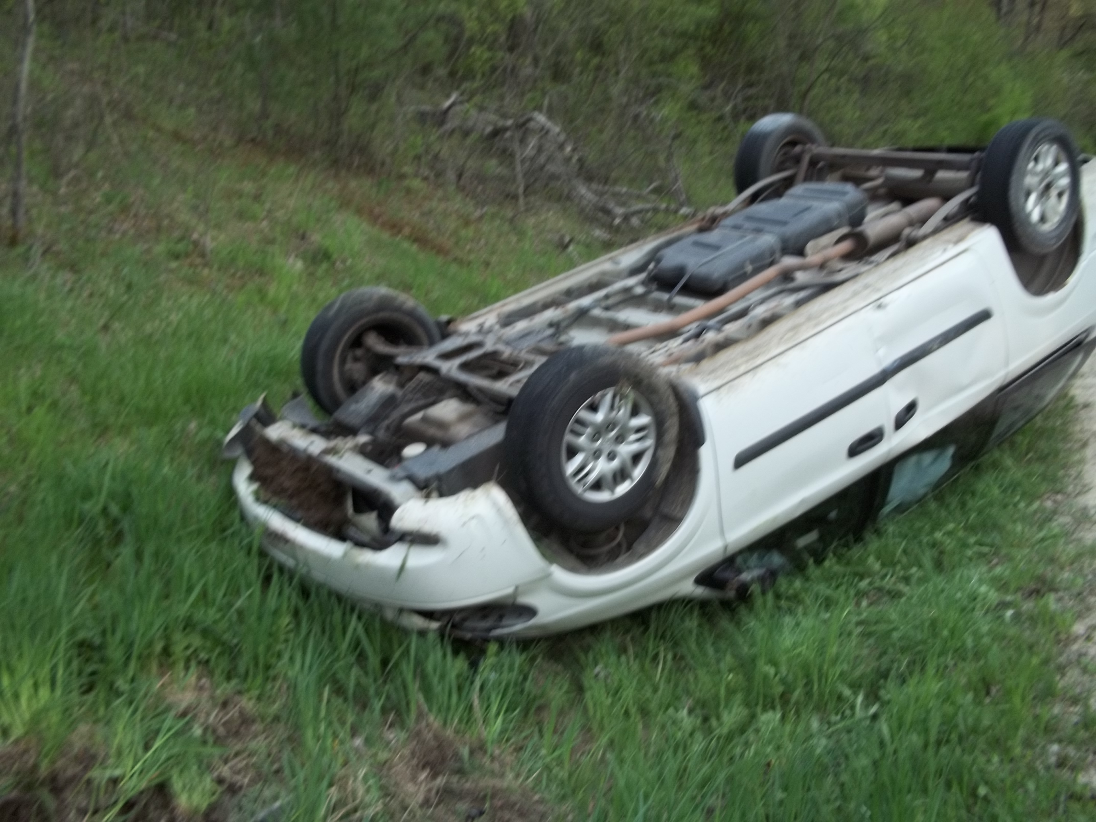 Single Vehicle Rollover Accident in Vernon County « WRJC