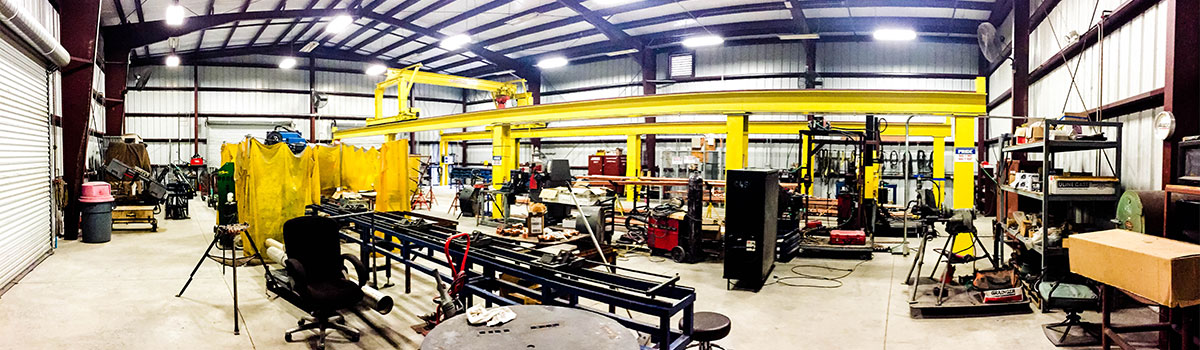 Mechanical Fabrication Shop