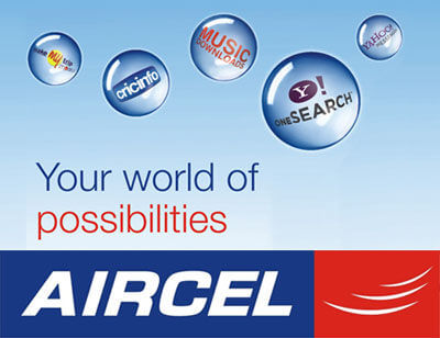Aircel USSD Code