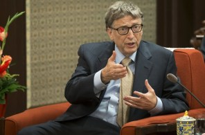Bill Gates Invests $78 Million in Satellite Antenna Firm Kymeta
