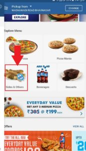 Dominos Loot – Get Garlic Bread In Just Rs.1 | All User