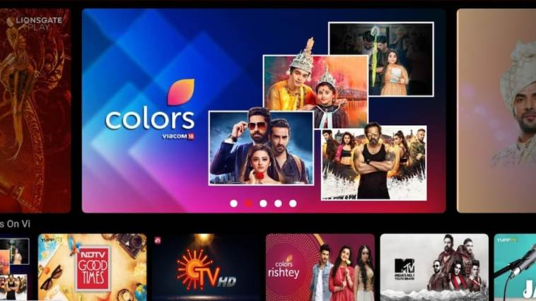 Vi Mobile App Adds Support for Up to 25 Profiles, Vi Movies & TV Gets More Live Channels: Report