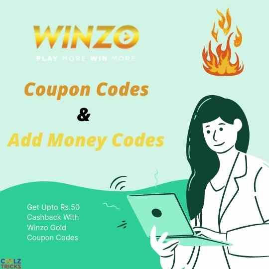 Winzo Coupon Codes