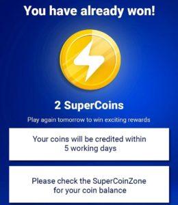 Flipkart Free Supercoins