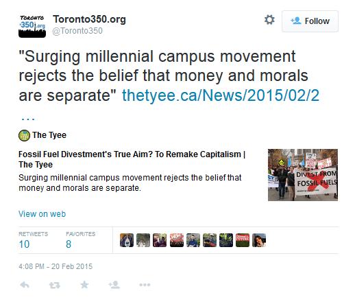 Remaking Capitalism Tweet 2