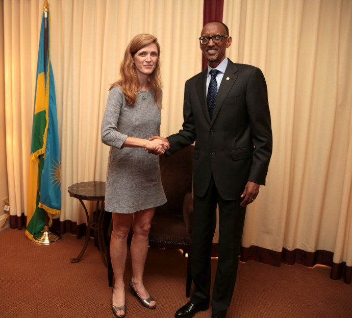 Power and Kagame