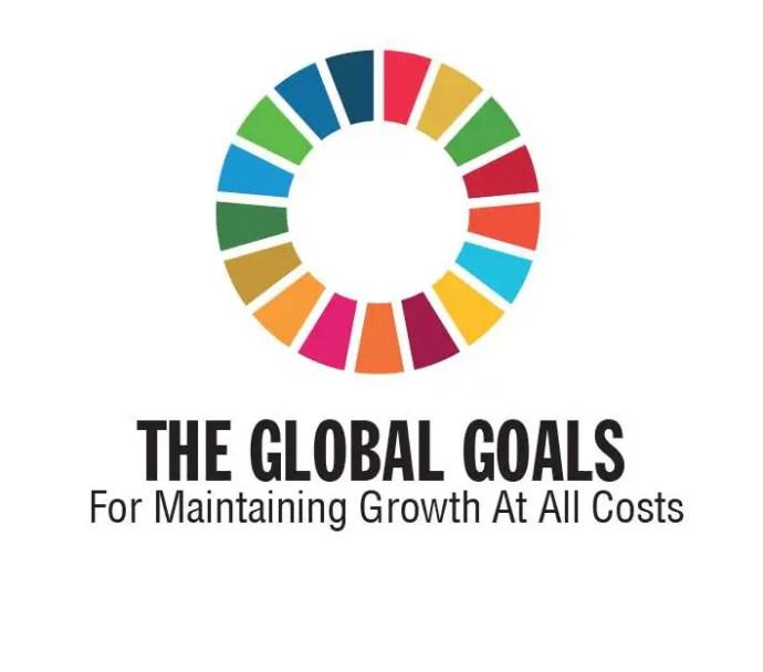 Global Goals 10