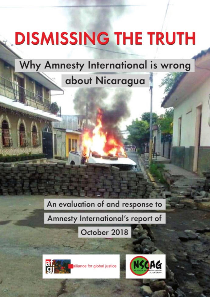 Playing Politics With Human Rights – How Amnesty International Distorted  the Facts on Nicaragua 5cfdb1690a