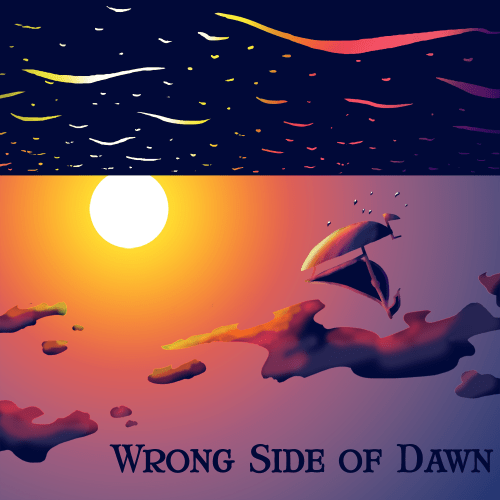 Wrong Side of Dawn EP cover art