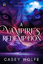 A Vampire's Redemption book cover