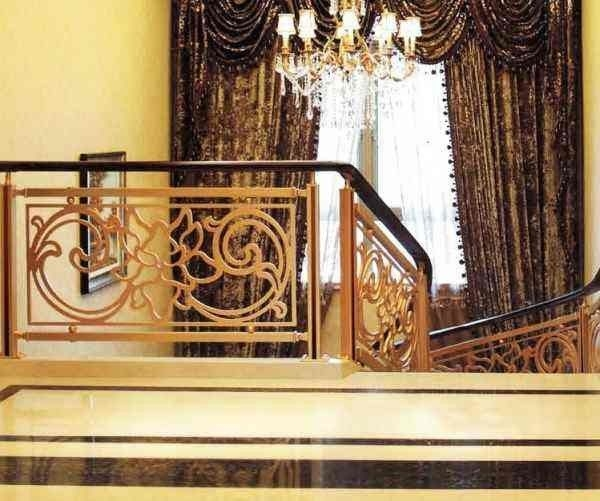 Interior Galvanized Wrought Iron Railing Cast Iron Railing Home   Wrought Iron Balusters Home Depot   Silver Vein   Oil Rubbed Bronze   Solid Wrought   Baluster Railing   Tuscan Round
