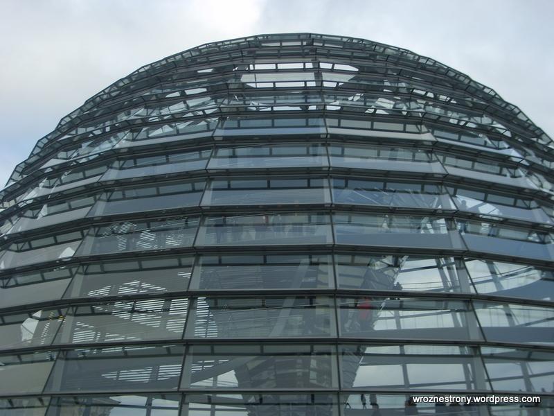 Kopuła Reichstag 2011r.