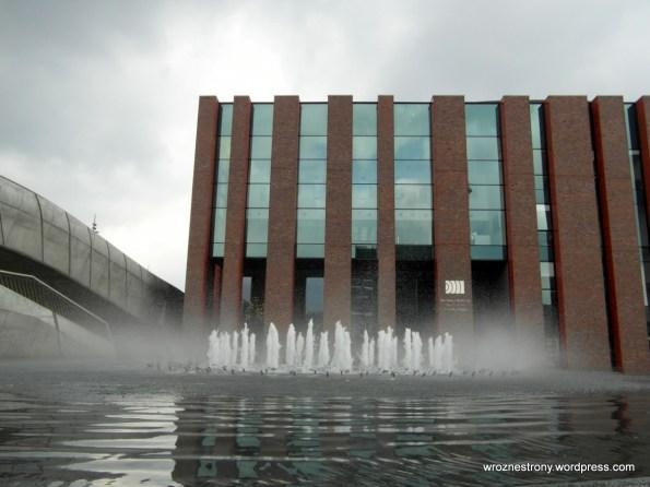 - siedziba Narodowej Orkiestry Symfonicznej Polskiego Radia