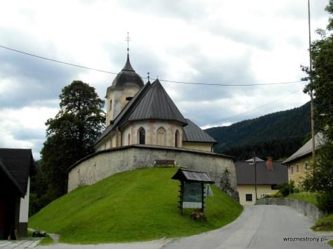 Kościół w Rateče