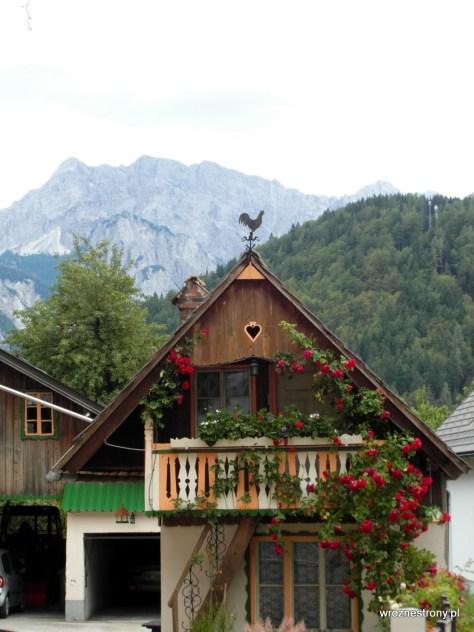 Uroczy dom w Rateče