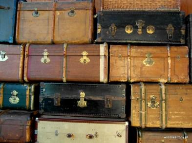 Stare kufry podróżne, Niemieckie Muzeum Techniki