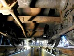 Można było również zajrzeć pod lokomotywę, Niemieckie Muzeum Techniki
