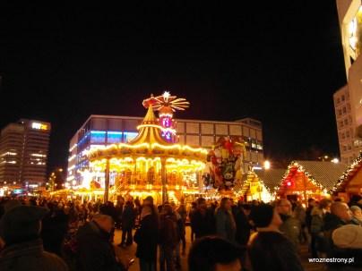 Jarmark na Alexanderplatz