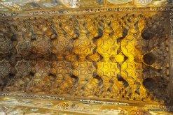 Sufit stalaktytowy w Kaplicy Palatyńskiej