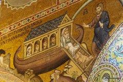 Mozaiki w Kaplicy Palatyńskiej