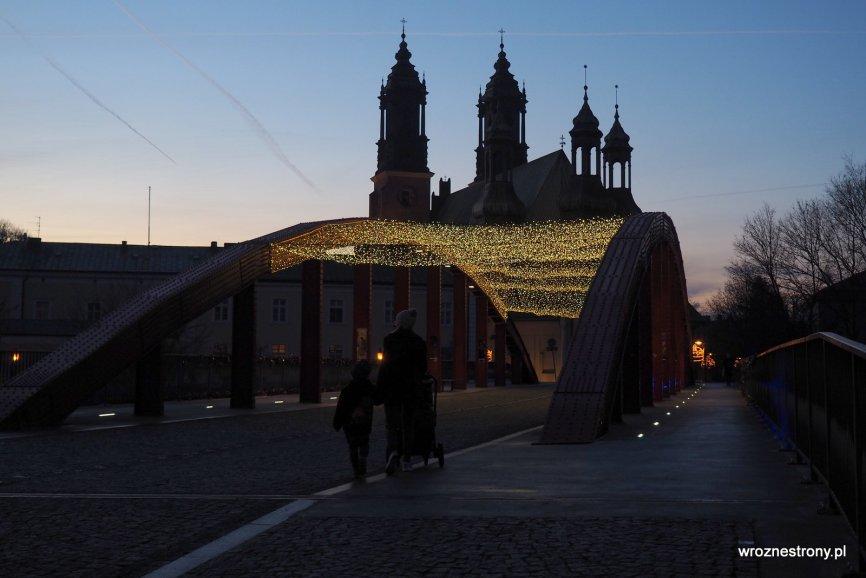Most Jordana w Poznaniu