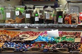smakołyki dostępne na jarmarku