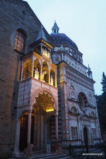 Bazylika Santa Maria Maggiore w Bergamo