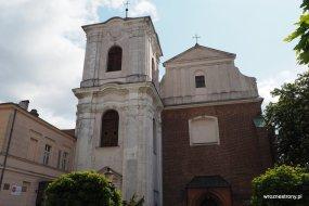 Kościół Najświętszego Serca Pana Jezusa i Matki Bożej Pocieszenia. Sanktuarium MB Różańcowej