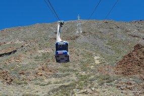 Kolejka linowa na Teide