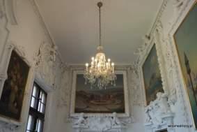 Wnętrza zamku