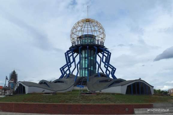 Dominanta - wieża widokowa w Gorzowie Wielkopolskim