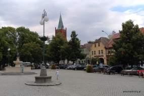 Rynek w Barlinku