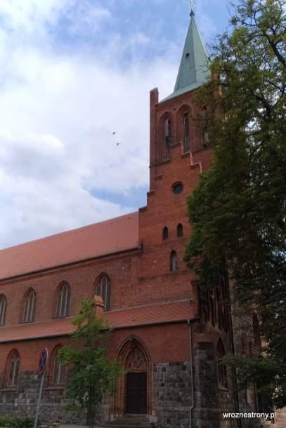 Kościół Niepokalanego Serca NMP w Barlinku