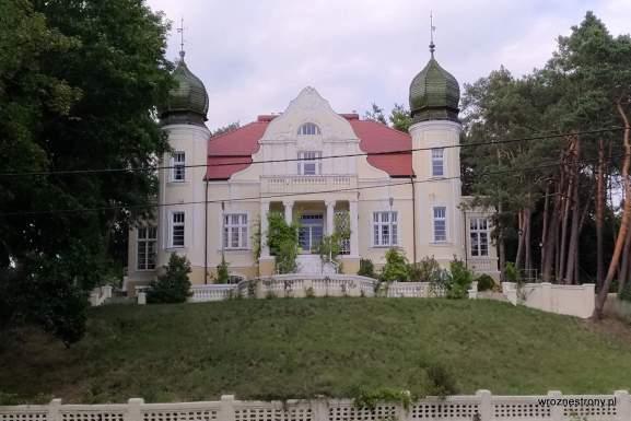Pałac Cebulowy w Barlinku