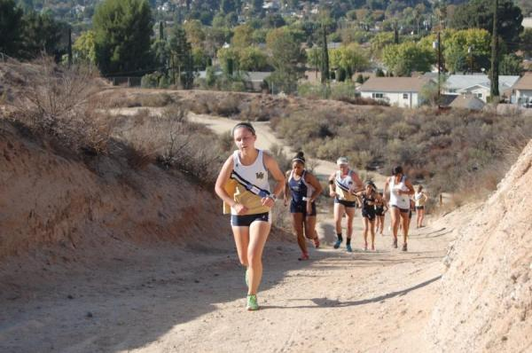 The Paw Print : West Ranch's Cross Country Takes Over ...