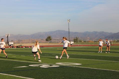 Girls Soccer Dominates Burbank