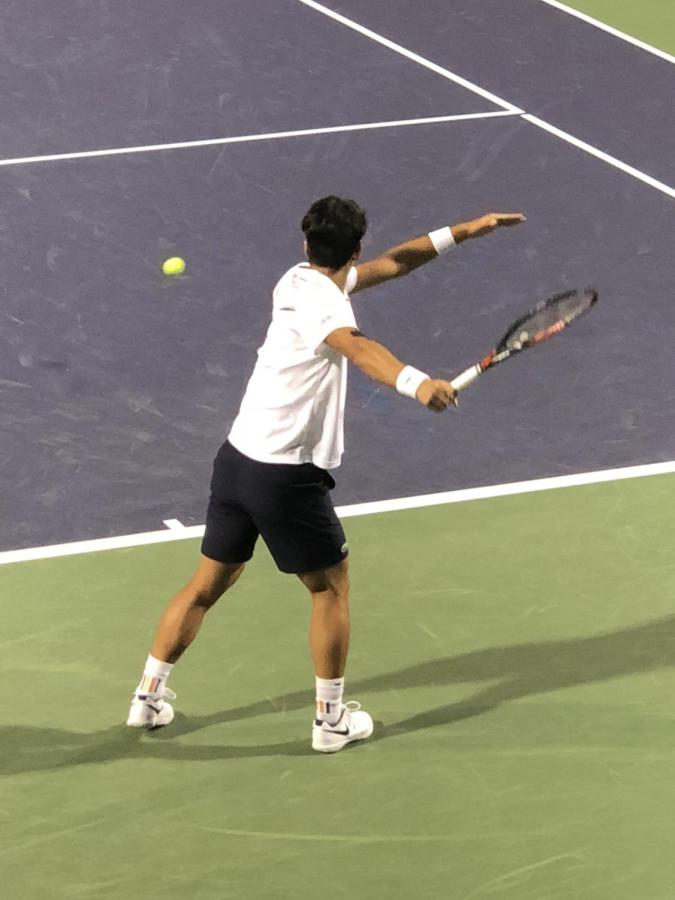 Hyeon Chung: The highest ranked South Korean tennis player of all time