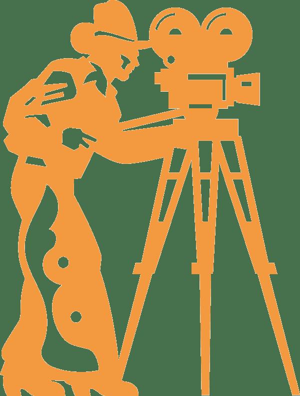 WRMPPF Logo Camera Cowboy