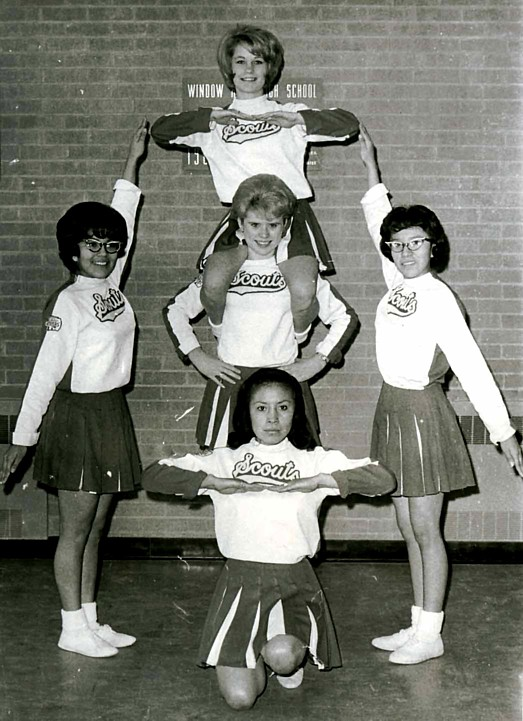 High Martin Cheerleading School