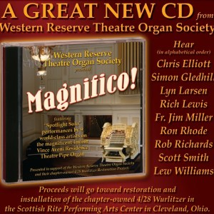 Magnifico! CD Cover