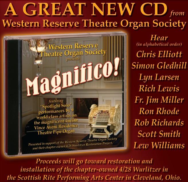 Magnifico! CD Cover
