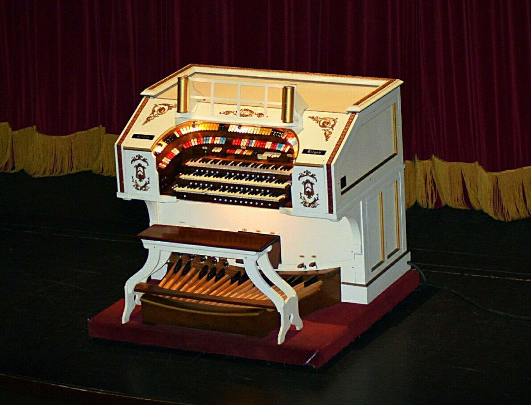 Canton Ohio Organ