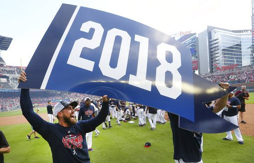 Image result for 2018 nl east