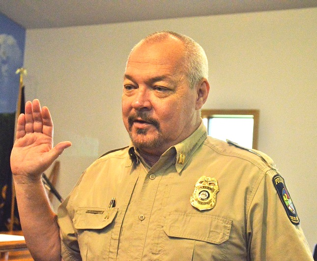 Stephens Appointed Helen Police Chief WRWH