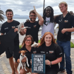 White Shark Africa Eco Program Keep Fin Alive