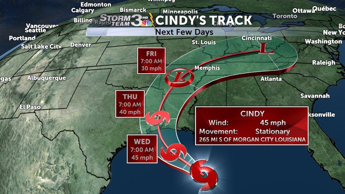 Tropical Storm Cindy_258361